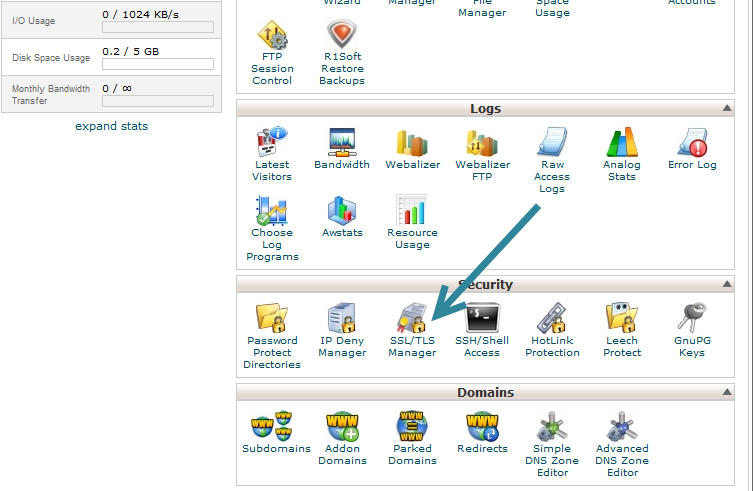 How To Configure An Ssl Certificate For Cpanel Hosting